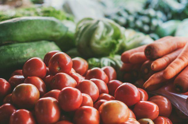 Warzywa w codziennej diecie